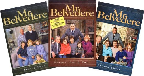mr belvedere season 1 - 4