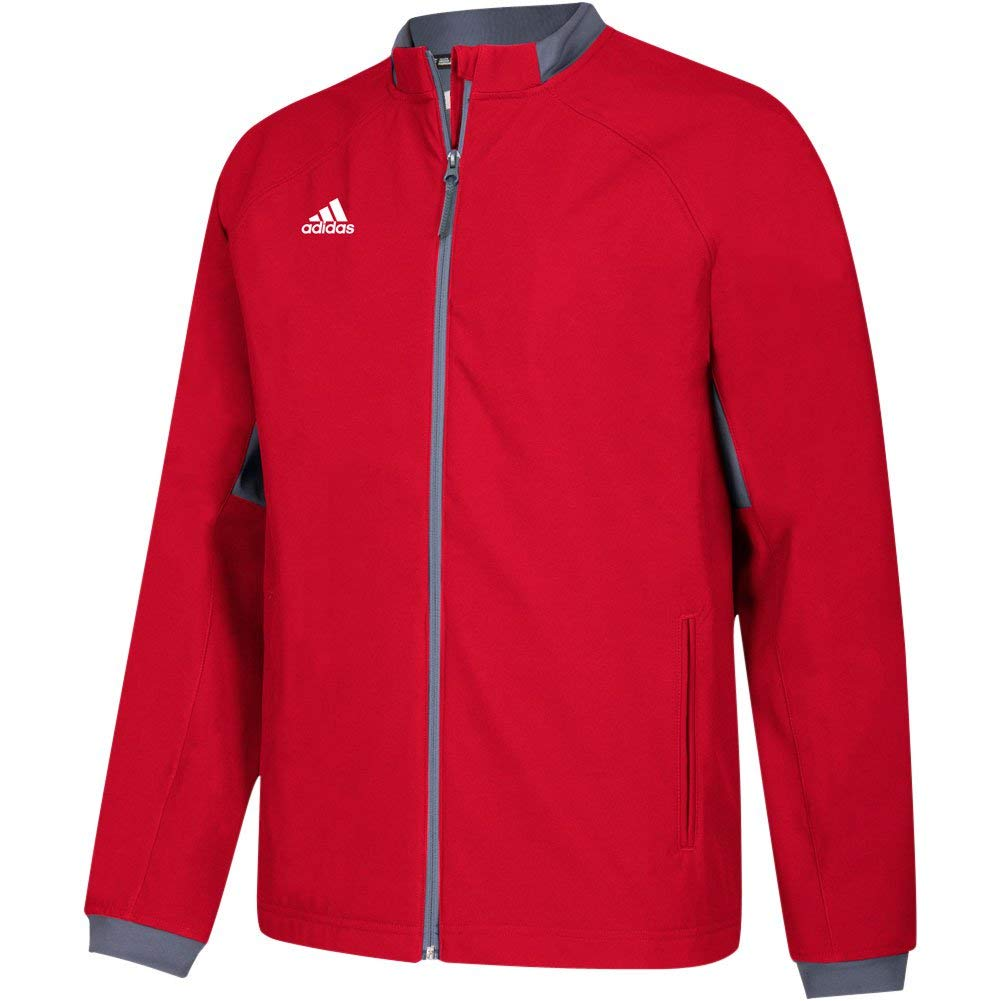 Power Red-onix XS adidas Mens Climawarm Fielder's Choice Jacket