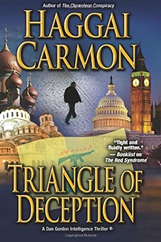 book cover of Triangle of Deception