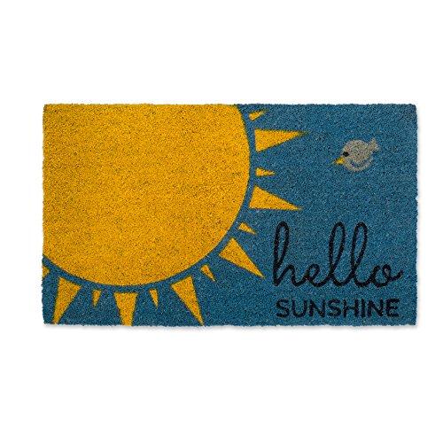 DII DM HELLO SUNSHINE Doormat,