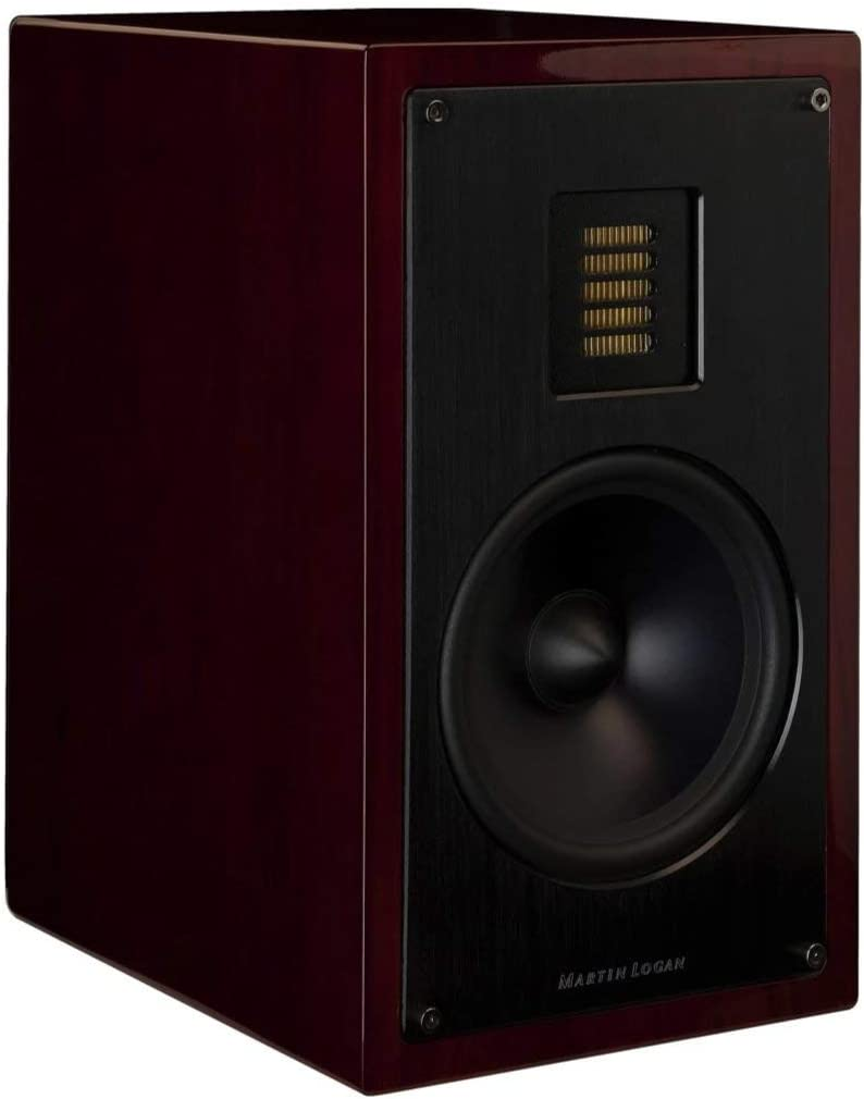 MartinLogan LX16 Black Cherrywood Ea. Bookshelf Speaker