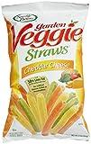 Sensible Portions Garden Veggie Straws-Cheddar Cheese-5 Ounces