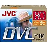 JVC Mdv80Du 80-Minute Mini Digital Video Tape (Discontinued by Manufacturer)