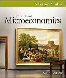 Mankiw microeconomics
