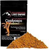 Organic Cordyceps Extract Powder - Increases Testosterone, Energy and Stamina - Immune Support - Non-Gmo, Gluten Free, Paleo and Vegan Friendly - (30 g)