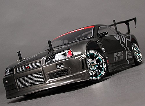 HobbyKing 1/10 Mission-D 4WD GTR Drift Car (ARR)