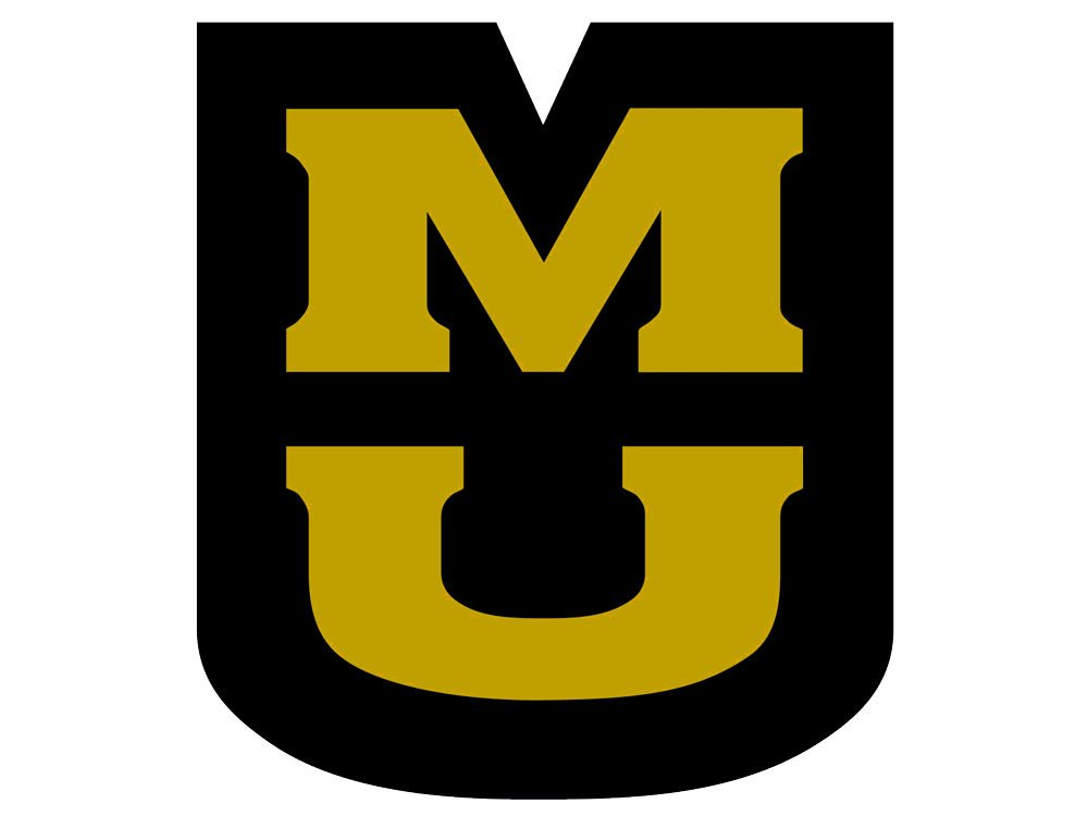 Missouri University of S55705 Window Decals