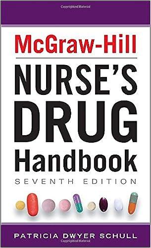 Mcgraw hill nurses drug handbook seventh edition mcgraw hills mcgraw hill nurses drug handbook seventh edition mcgraw hills nurses drug handbook 7th edition fandeluxe Images