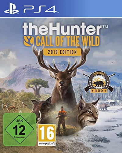 The Hunter - Call of the Wild - Edition 2019 (PlayStation PS4) (The Hunter Call Of The Wild For Ps4)