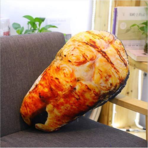 WGOO Pillow Juguetes de Peluche de Peluche 3D Cojín ...