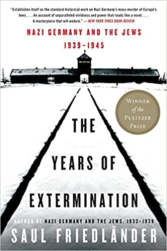 Nazi germany and the jews 1939 1945 the years of extermination nazi germany and the jews 1939 1945 the years of extermination saul friedlander 9780060930486 amazon books fandeluxe Images