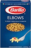 Barilla Pasta Elbows, 16 Ounce (Pack of 8)