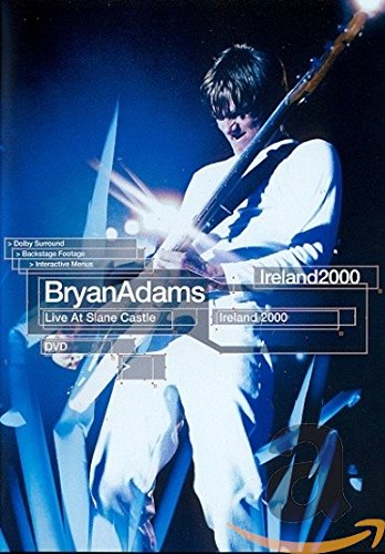 Bryan Adams - Live at Slane Castle - Slane Castle