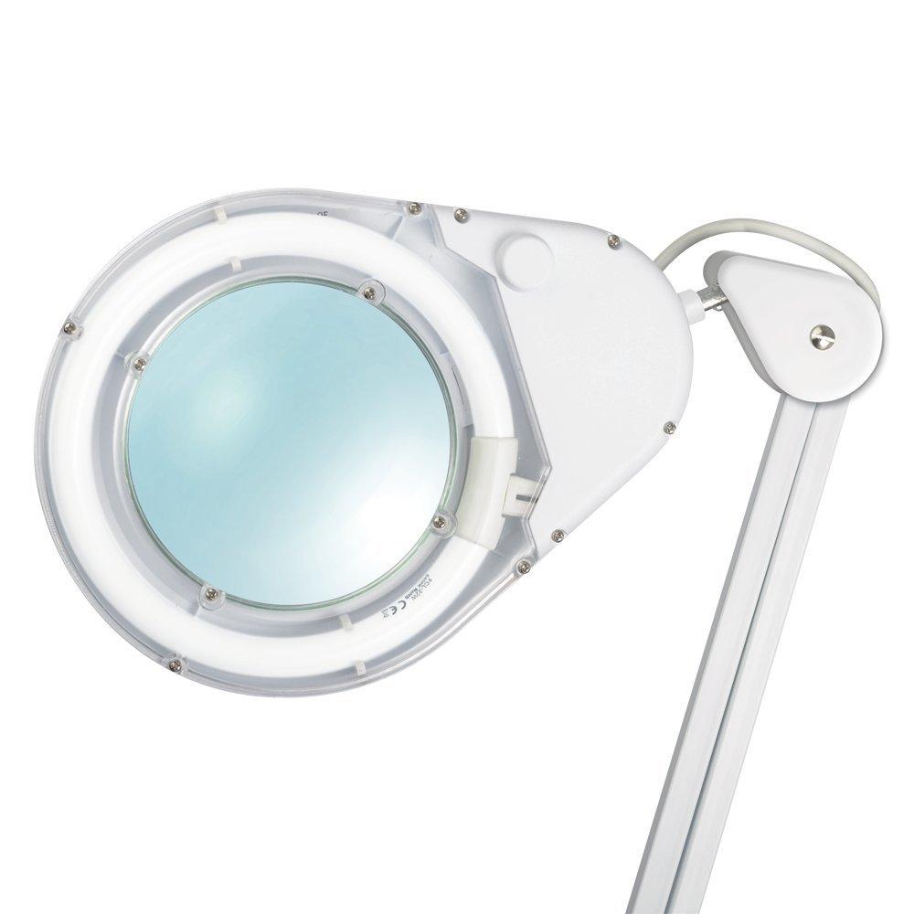 Amazon.com: OttLite abrazadera de 22 W Lupa lámpara: Home ...