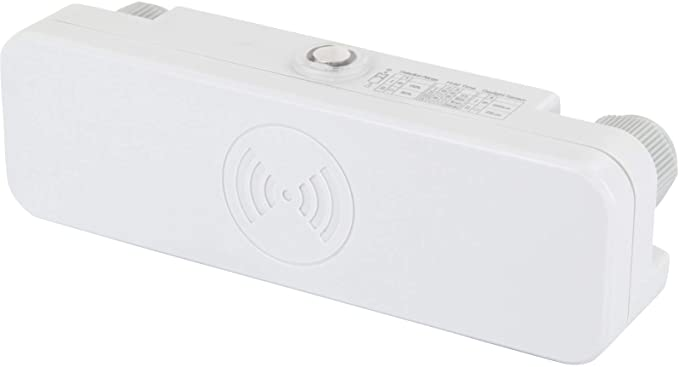 Exterior HF Slim Detector de movimiento IP65 180 ° con sensor crepuscular 230 V – LED