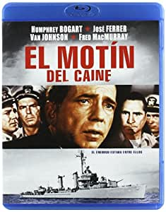 El Motín De Caine [Blu-ray]