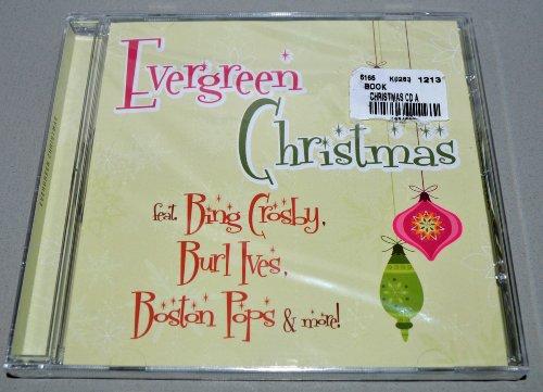 Krb Music (EVERGREEN CHRISTMAS CD Classic Carols Sung by Bing Crosby, Burl Ives, Boston Pops & more)