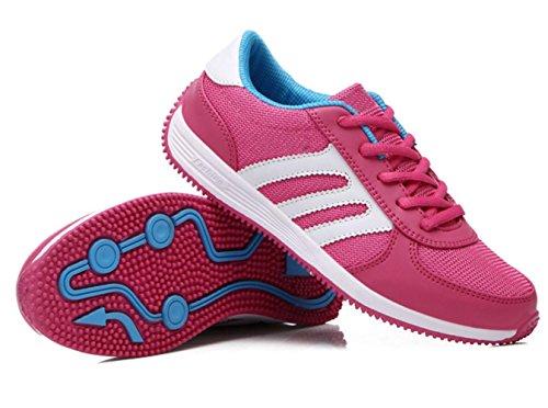 Mei Herbst Sport Schuhe Leichtes atmungsaktives Casual Schuhe Student Running Schuhe Mesh Schuhe, US7,5/EU38/Vereinigtes königreich5,5/CN38