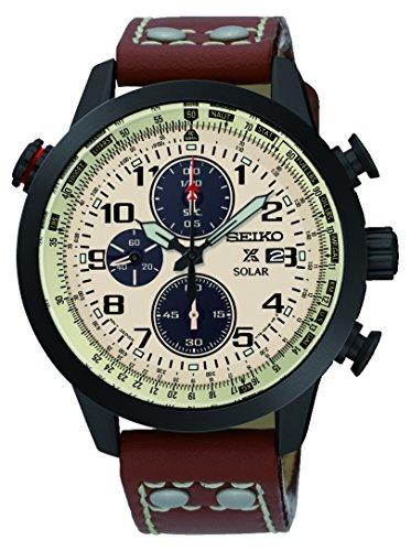 Mens  Prospex Solar Chronograph Watch - Seiko SSC425P1