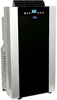 Whynter ARC 14S 14,000 BTU Dual Hose Portable Air Conditioner,  Dehumidifier, Fan With