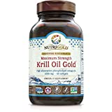 Best Krill Oils - Maximum Strength Krill Oil Gold - 1000 mg Review