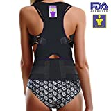 Everyday Medical Posture Corrector Brace For Men and Women l Best Fitting Orthopedic Back Brace l 2-in-1 Lumbar Support | Tested on over 35K Clients improved Posture, Shoulders, Slouching and Pain