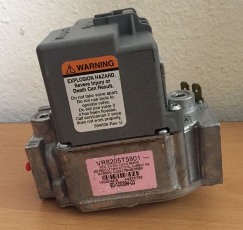 Rheem Ruud Weatherking OEM Protech Parts 60-100394-03 Hot Surface / Direct Spark Furnace Gas Valve by Protech