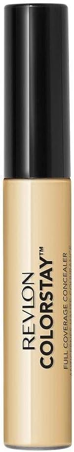 Revlon ColorStay Concealer, Longwearing Full Coverage Color Correcting Makeup, 015 Light,