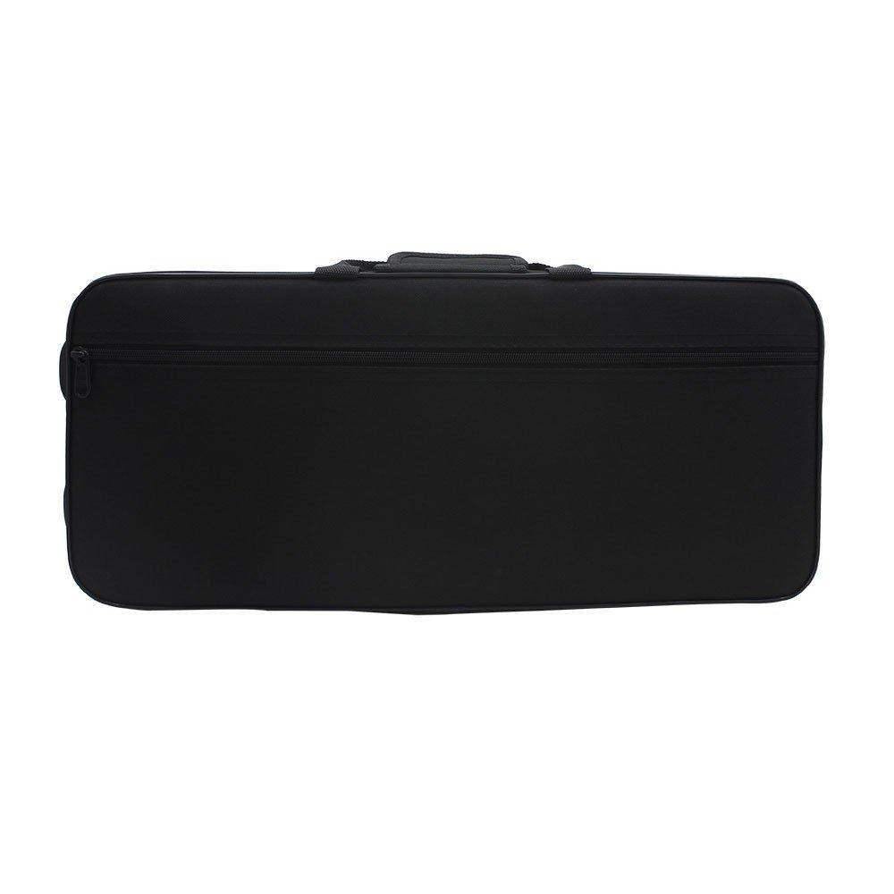 New Fashionable Musical Trumpet Hard Case Big Bag Case Black by Unbranded* (Image #3)