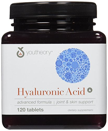 Youtheory Hyaluronic Acid Advanced