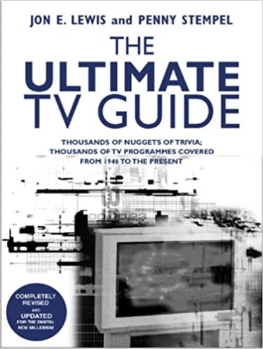 The Ultimate TV Guide: New Updated Edition: Amazon co uk: Jon E