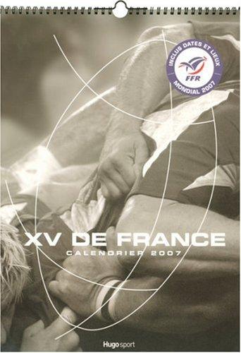 Calendrier XV de France