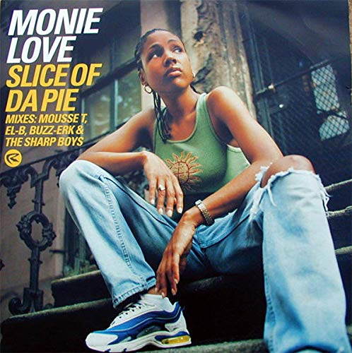 Slice of da pie (Mousse T. Mixes/Instr.s) / Vinyl Maxi Single [Vinyl 12'']