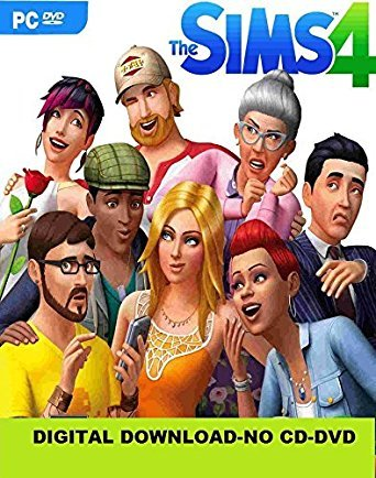 The Sims 4 Deluxe Edition Pc Digital Account Only Video Game
