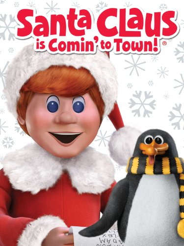 Santa Claus is Comin' to Town (1970 Christmas)