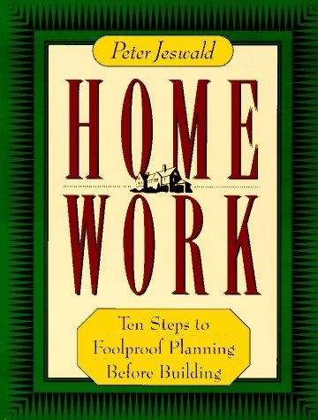 before building foolproof homework planning steps ten