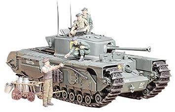 Tamiya 35210 - Maqueta Para Montar, Tanque MK IV Churchill ...