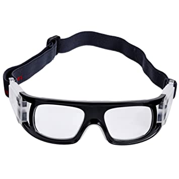 156bba26ba Trendyest Lunettes de Protection Basketball Lunettes Eyewear pour Football  Rugby AA