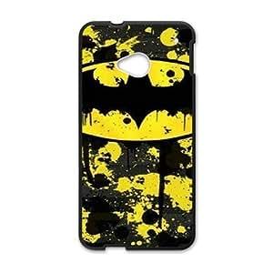 DAZHAHUI Batman logo Phone Case for HTC One M7