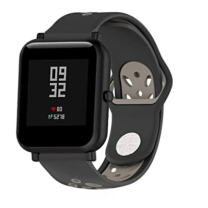 Amazon.com : Digood for Xiaomi Amazfit Bip Band, Double ...