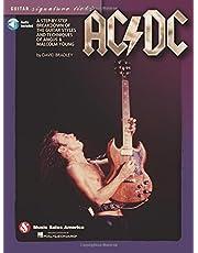 Ac/dc - guitar signature licks guitare +cd