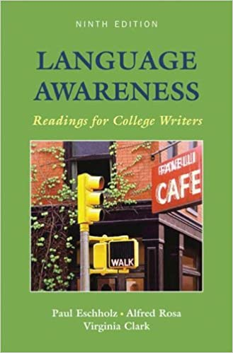 language awareness 11th edition free download