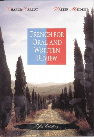 French F/Oral+Written Review