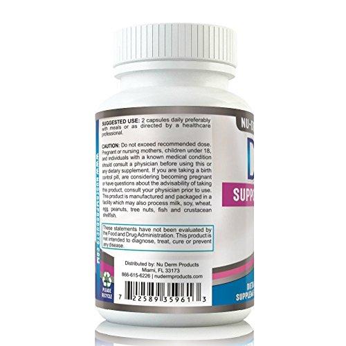 Review Nuderm DRY HYPERHIDROSIS TREATMENT pills stop sweating, sweaty hands Sweaty Feet Night Sweats Sweaty Underarms Naturally Proven Antiperspirant Vitamins treats Hyperhidrosis