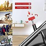 Canmalchi-cyclette-da-interni-per-esercizi-in-casa-palestra-regolabile-display-LCD-con-cardiofrequenzimetro-super-mute