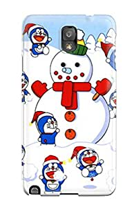 Hot Style AlkGwCj10677BohmT Protective Case Cover For Galaxynote 3(doraemon)