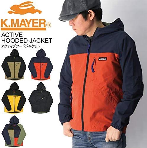 (クリフメイヤー) KRIFF MAYER アクティブ フード ジャケット マウンテンパーカー マンパ マウンテンジャケット メンズ レディース KM1946600