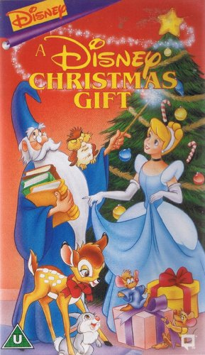 A Disney Christmas Gift [VHS]: Disney: Amazon.co.uk: Video