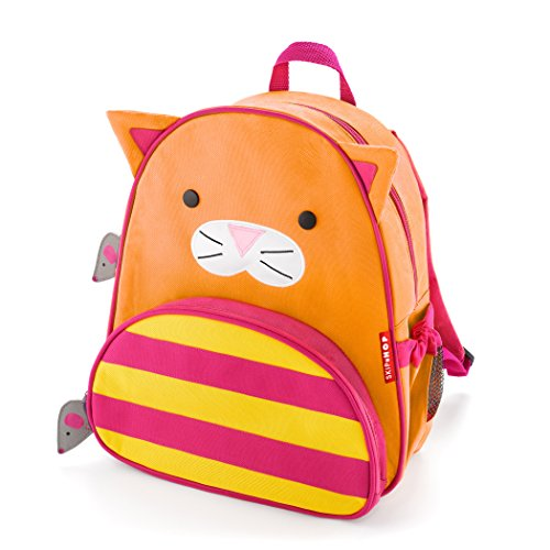 Zoo Insulated Toddler Backpack Chase Cat, 12