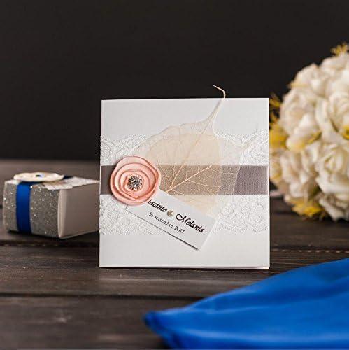 50 Kit De Dentelle Vintage Carte D Invitation De Mariage Avec Rsvp Cartes Et Enveloppes Blanc D Anniversaire Et Les Cartes D Invitation De Graduation Nk509 Amazon Fr Fournitures De Bureau